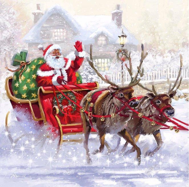 Poveste de crăciun compunere