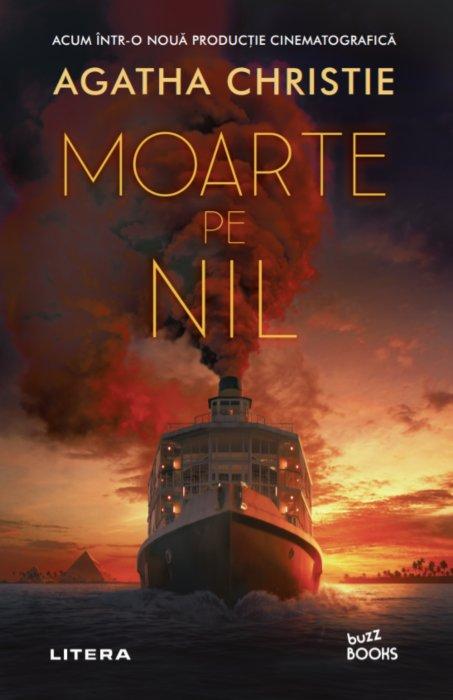Moarte pe Nil carte Agatha Christie