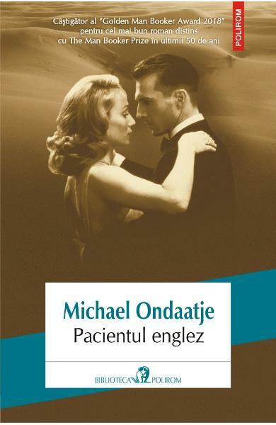pacientul englez carte Michael Ondaatje