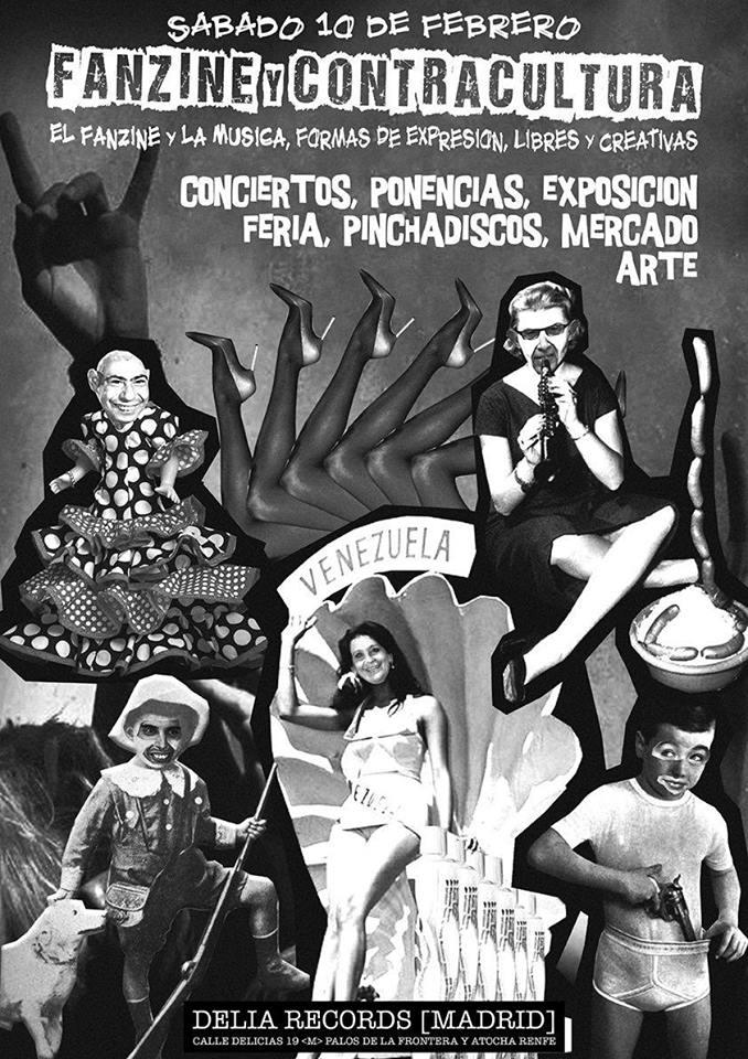 Fanzine y ContraCultura