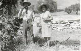 Francisco Rueda y Ángeles Gallego