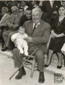 Cirilo y su nieto