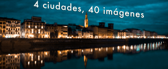 """Exposición """"4 ciudades, 40 imágenes"""""""