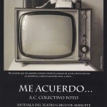 Exposición «Me acuerdo…»