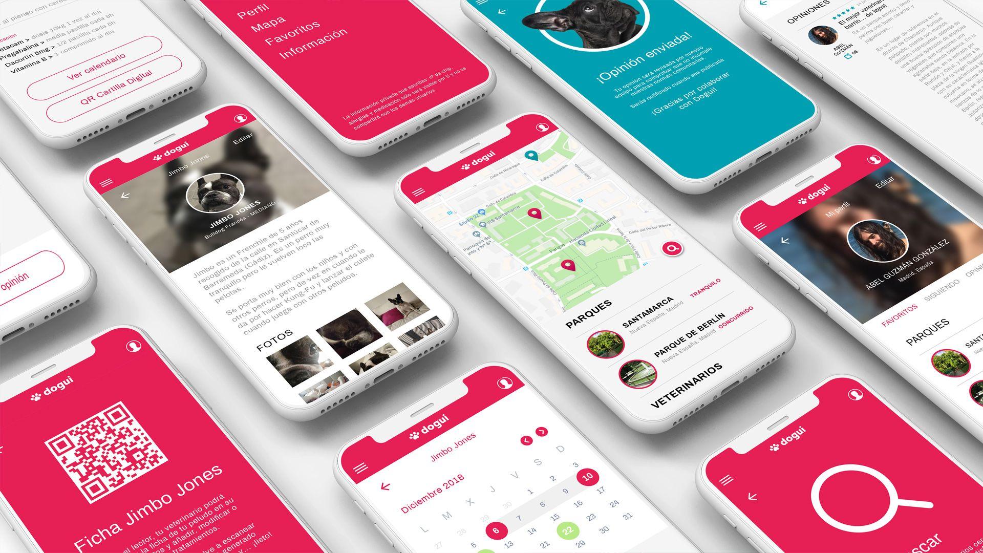Dogui App © Colectivo Melón