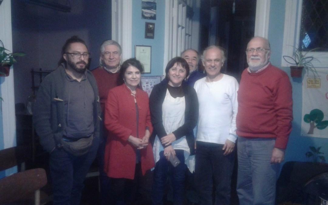 Nueva versión de las tertulias freirianas: Encuentro con Danilo Quijano (26 de agosto)