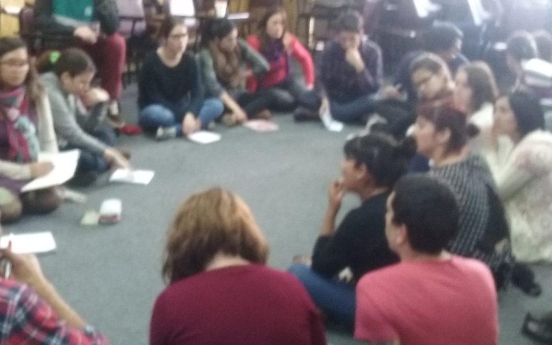 """Ya partió el Diplomado de """"Educación Popular y Psicología Comunitaria"""" en Valparaíso"""