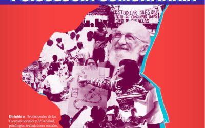 """2a. Versión del DIPLOMADO""""Psicología Comunitaria y Educación Popular"""""""