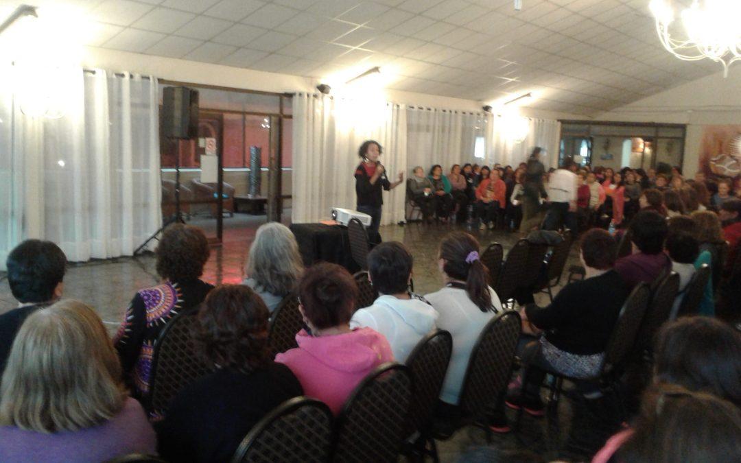Jornadas en Pudahuel: Mujeres y Educación Ciudadana
