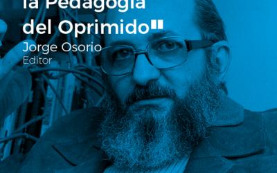 Lanzamiento libro «Paulo Freire entre nos»