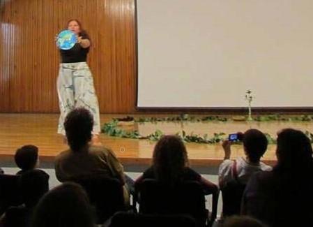 Beth Firmino | Contos e Encontros do Brasil | Colectivo Venus Urania