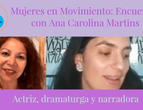Mujeres en Movimiento | Ana Carolina Martins