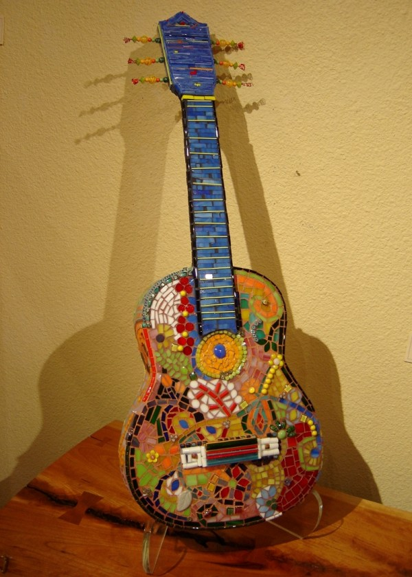 Mosaic Art Cole