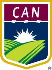 Escudo actual del CAN