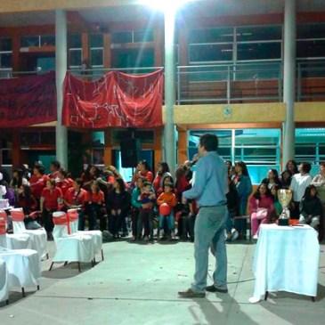 Invitación a participar en el Aniversario Apoderado 2015