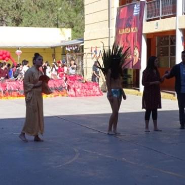 Celebración de Aniversario del Colegio versión 2015