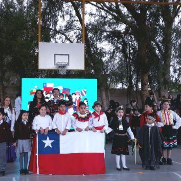 Colegio Antonio Varas Realiza Segunda Feria Intercultural