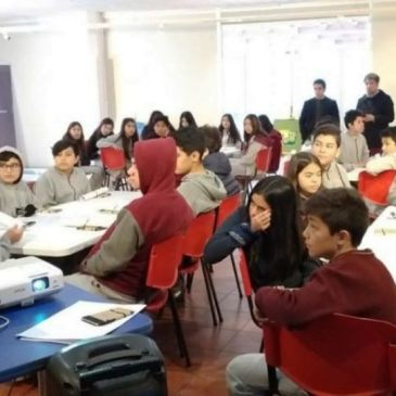 """Delegación Varista participa en presentación del   proyecto   """"La   Máquina   del   Tiempo"""""""