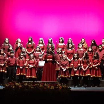 Alumnos Varistas Participan en Festival Nacional de Coros