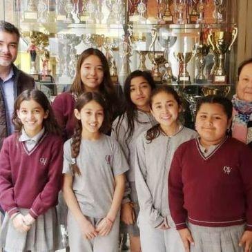 Valoran Logros de Alumnas Varistas en Torneo Internacional de Patinaje Artístico