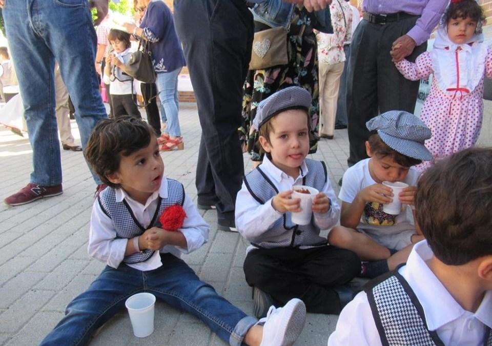 Homenaje a los abuelos en el Día Internacional de la Familia