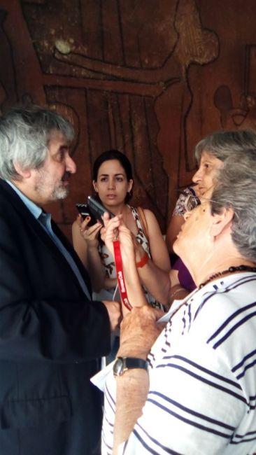 Entrevistas Concurso de Composición, Cuba