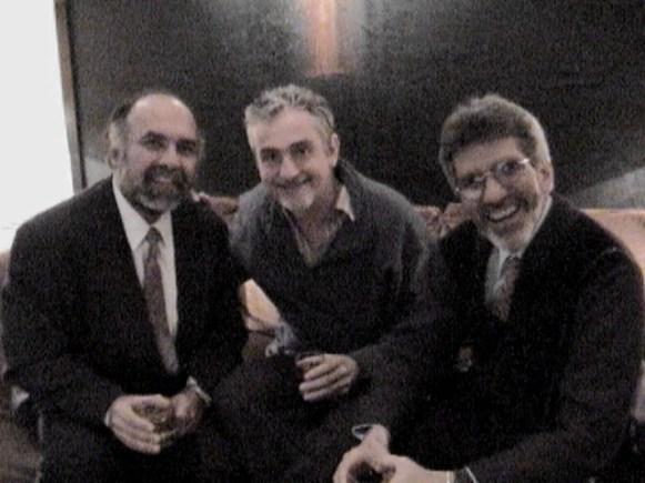 Germán, Carlos y Alfredo