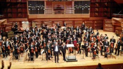 Estreno de Éxodos, maestro Alfredo Rugeles, Orquesta Sinfónica Simón Bolívar