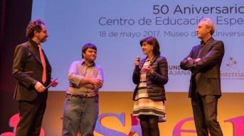 A: Jesús Caso F: 18-05-2017 P: L: Pamplona. MUN T: 50º aniversario colegio Isterria
