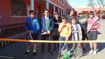 Campeonato de Tennis de Menores