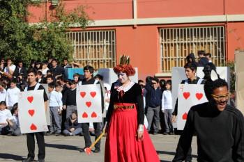 Motivación e inspiración generaron en la comunidad escolar las celebraciones del Mes del Libro 2016