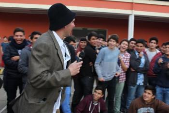Como ya es tradicional en la comunidad educativa del Colegio El Salvador, celebramos el Día del Alumno