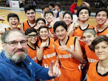Colegio El Salvador Presente En Nacional Escolar