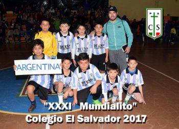 Mundialito 2017