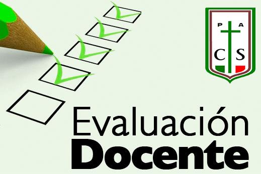 Evaluación Docente 2016
