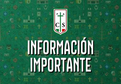 INFORMACIÓN IMPORTANTE CERTIFICADOS Y RECAUDACIÓN