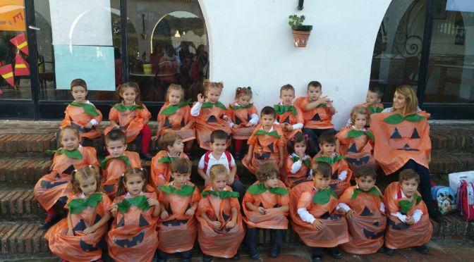 Halloween 2015 y algún vídeo