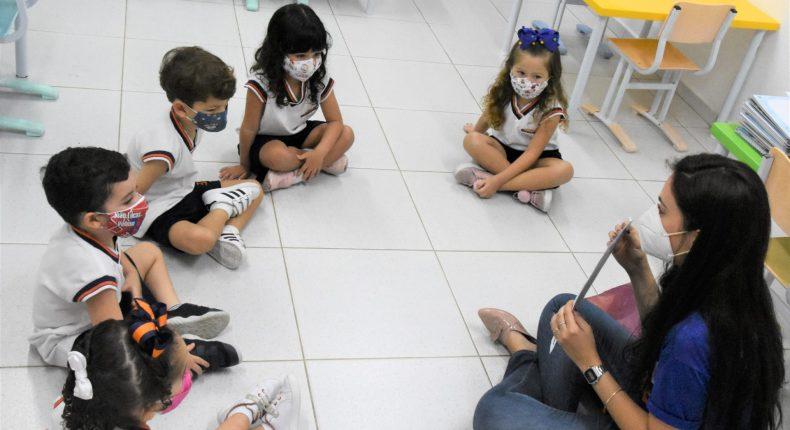 Educação Socioemocional: cuidado e acolhimento na escola