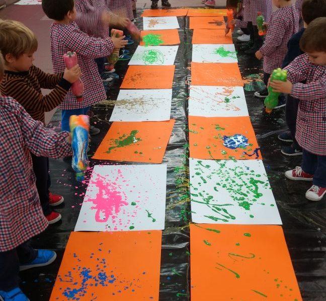 Galeria De Arte De Jackson Pollock
