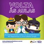 MANUAL DE VOLTA  ÀS AULAS