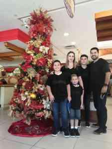 Familia Corral Ojeda