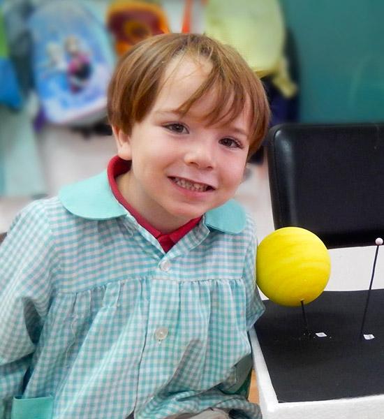 alumno colegio infantil san fernando de vigo