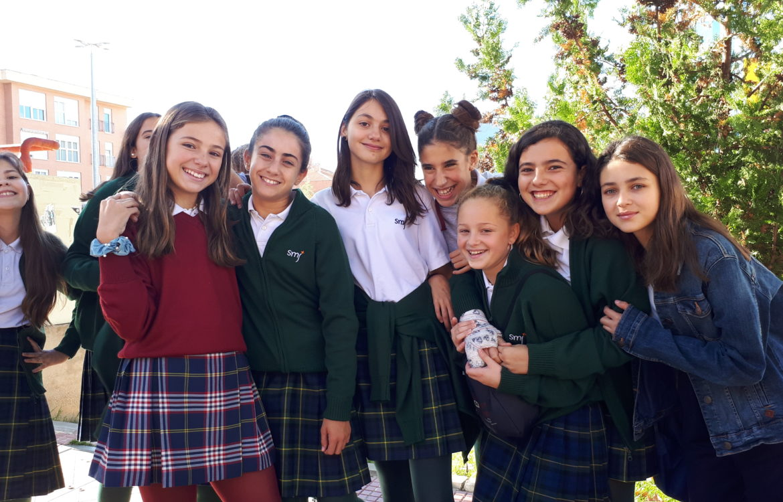 Cine Espiritual  Colegio Santa Cruz