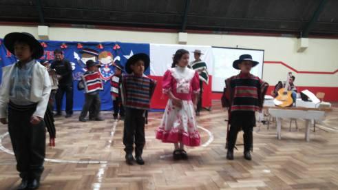baile de 2do