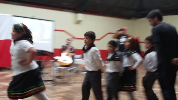baile de 1ero