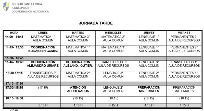 HORARIO EDUCADORA 2_2018