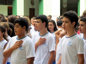Visão do Colégio São José BH