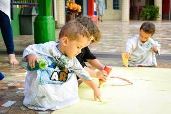 Educação Infantil CSJBH - Ensino de Qualidade