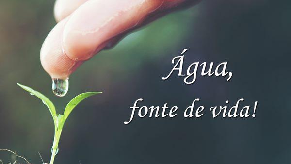 Dia Mundial da Agua