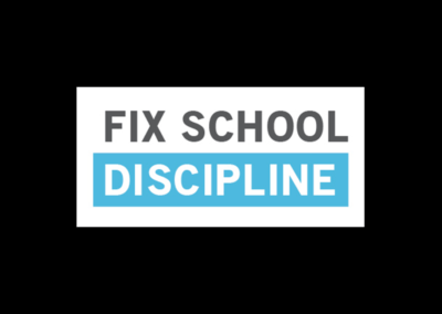 Fix School Discipline